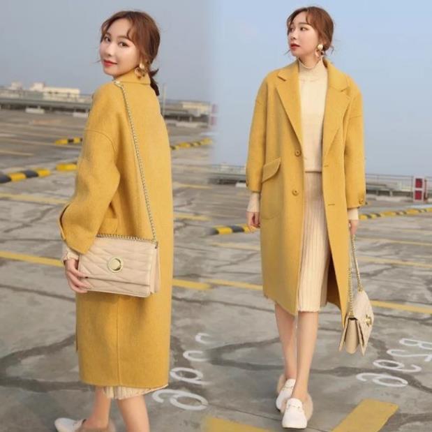 [ rẻ vô địch ] Áo khoác dạ nữ cao cấp, áo khoác dạ phong cách hàn quốc, áo dạ sang chảnh