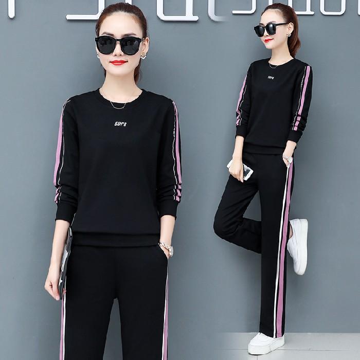 Set Áo Thun Ngắn Tay + Chân Váy Thời Trang Mẫu 2020 Dành Cho Nữ