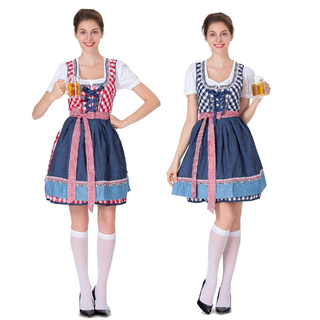 bộ đồ hóa trang hầu gái