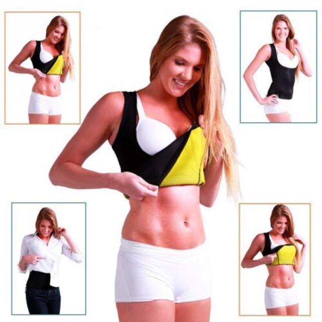 Áo Sinh Nhiệt Tan Mỡ Hot Shaper , Áo sinh nhiệt giảm cân hiệu quả, Áo giảm cân
