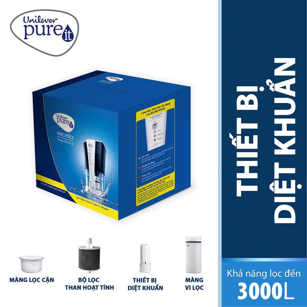 Gói thiết bị diệt khuẩn công suất 3000 Lít MSP 21122630