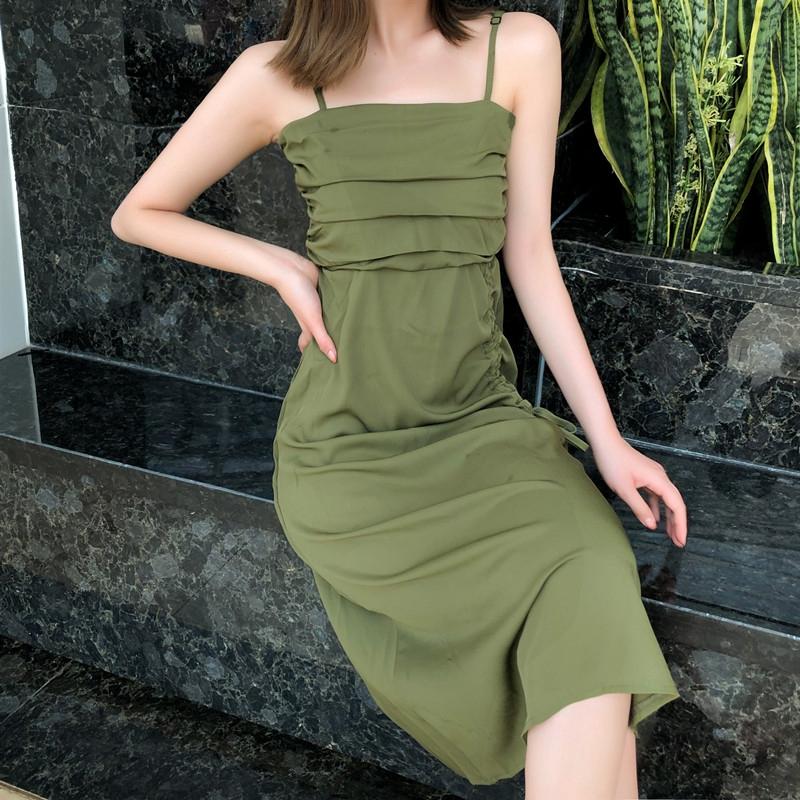 đầm nữ hở vai thời trang quyến rũ
