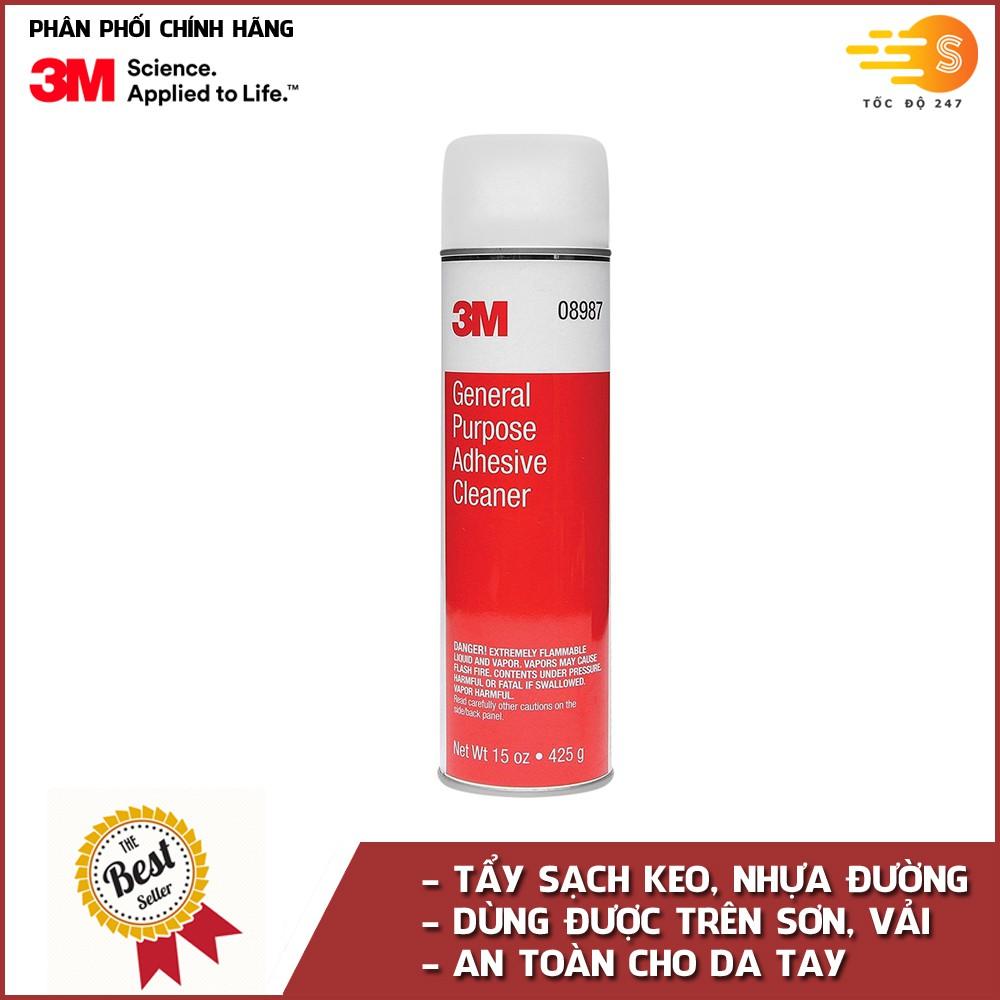 Dung dịch tẩy đa năng - Tẩy nhựa đường 3M 08987 425g