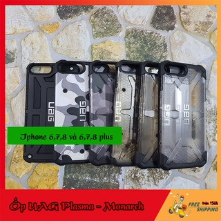 [Mã NOWSHIPT6HAPPY giảm 20k đơn 50k] Ốp Monarch UAG iphone 6+.7+.8+