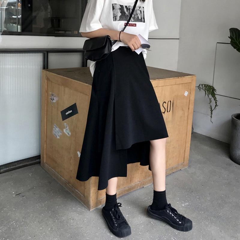 Chân Váy Dài Lưng Cao Thời Trang Cho Nữ (19)