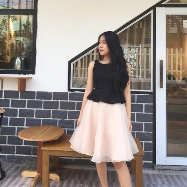 Áo đầm si tuyển(combo cquyen trang)
