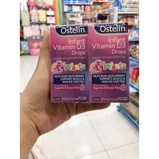 vitamin ostelin d3 Úc-2.5ml