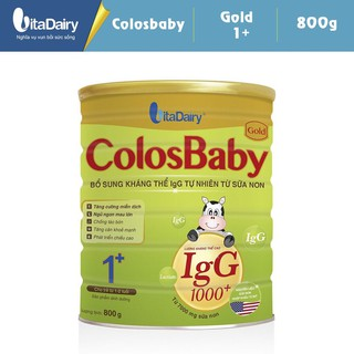 Sữa ColosBaby 1+ 1000IgG
