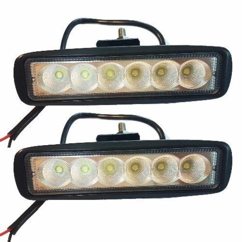 Đèn Gầm Siêu Sáng 6 Mắt 12VDC 18W T586I