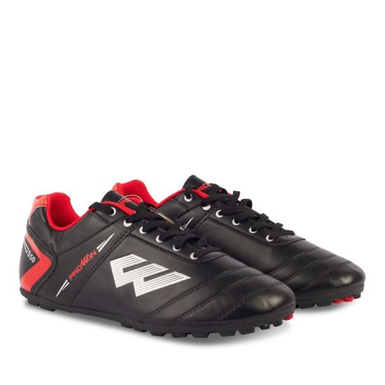 Giày Đá Bóng Prowin FM 501 đinh nhỏ màu đen