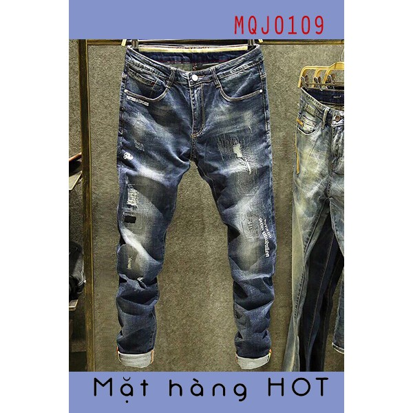 Quần jean Nam 0109