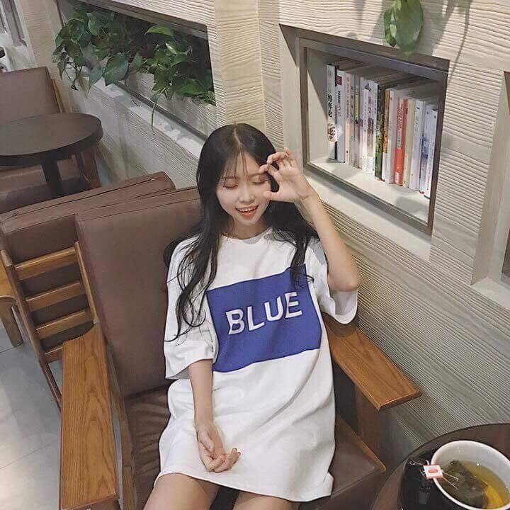 [Shop quần áo sỉ] áo thun tay lỡ cotton loại 1