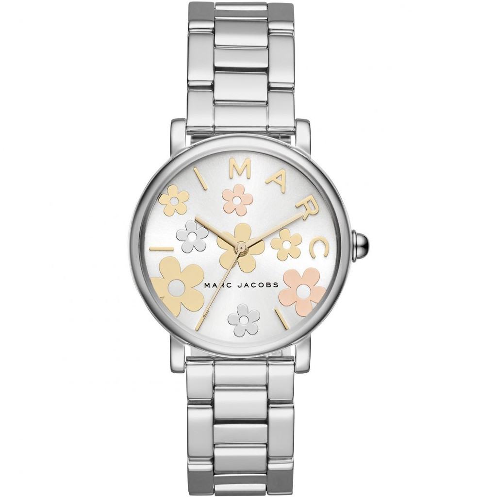 [GIÁ HỦY DIỆT - Chính Hãng - Free ship - Không ưng hoàn tiền] Đồng hồ nữ Marc JaCobs MJ3579 kim loại size 36mm