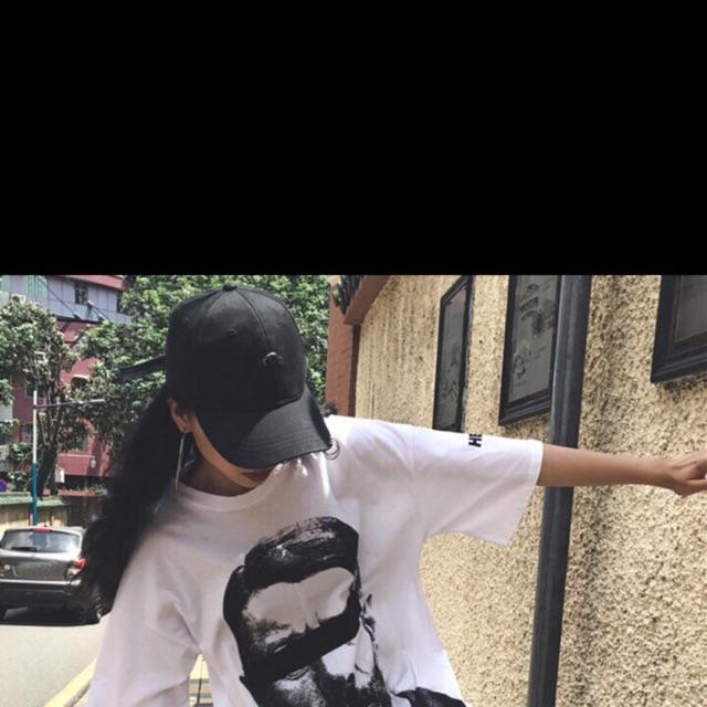 Combo 4 áo thunhinh hàng quảng châu cao cấp chất thun lạnh free size dưới 63 kg năng động trẻ trung chất thun lạnh co g