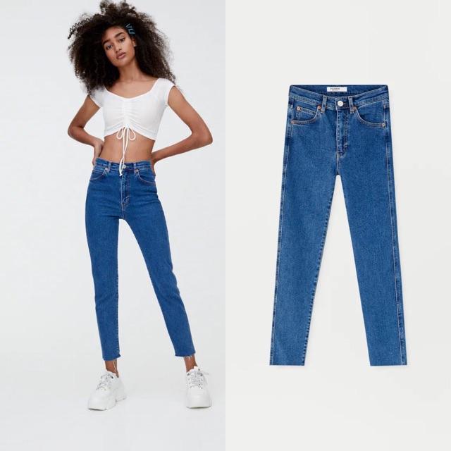 Quần jean pullbear size 38