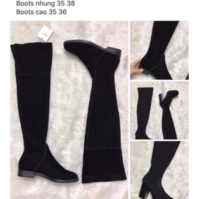 Boots đùi