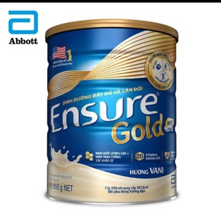 Sữa ensure 850g