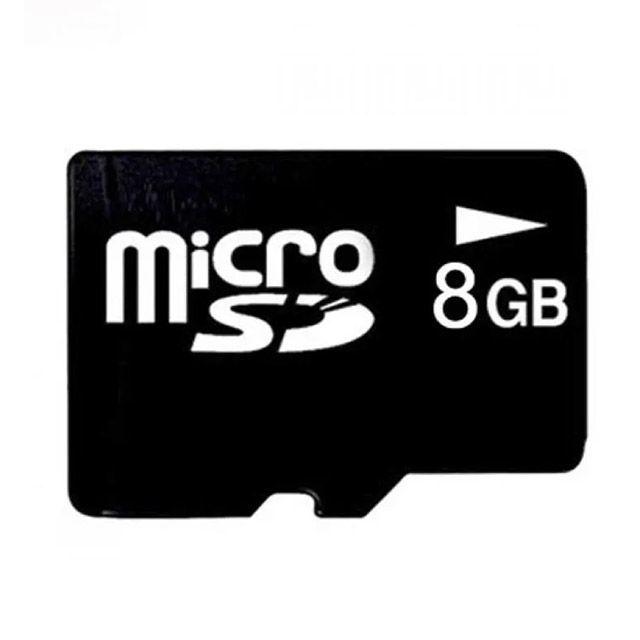 Thẻ nhớ Micro SD 8GB (Đen)