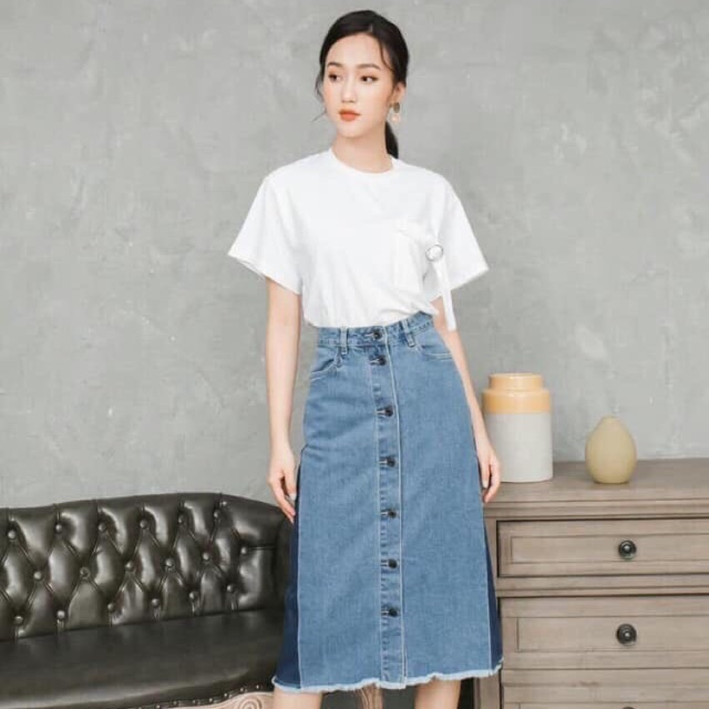 Chân váy elsie newtag size M
