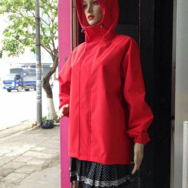 Bộ quần áo đi mưa thời trang
