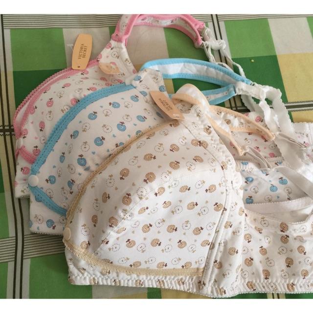 Set 2 áo lót cho mẹ bầu và mẹ sữa