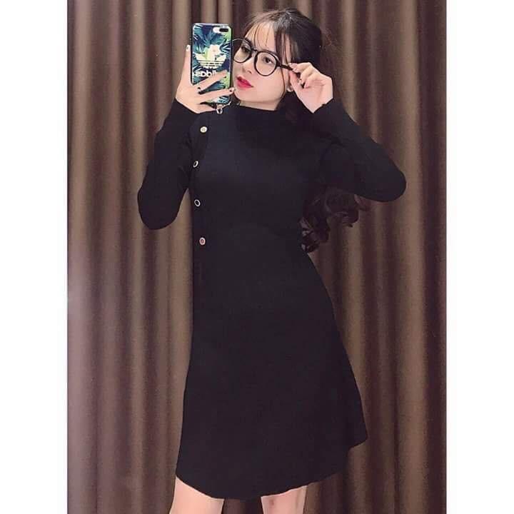Áo Váy len Quảng Châu hàng đặt