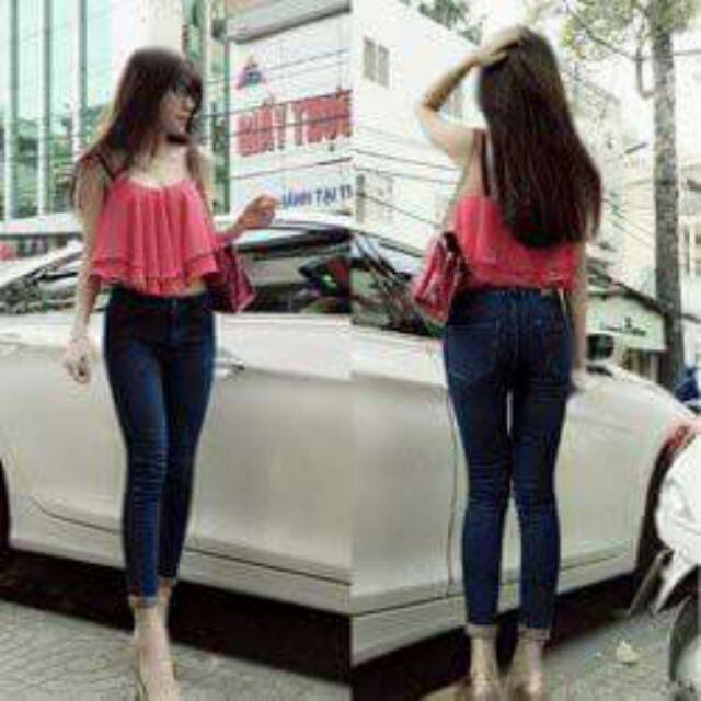 Quần jeans Việt