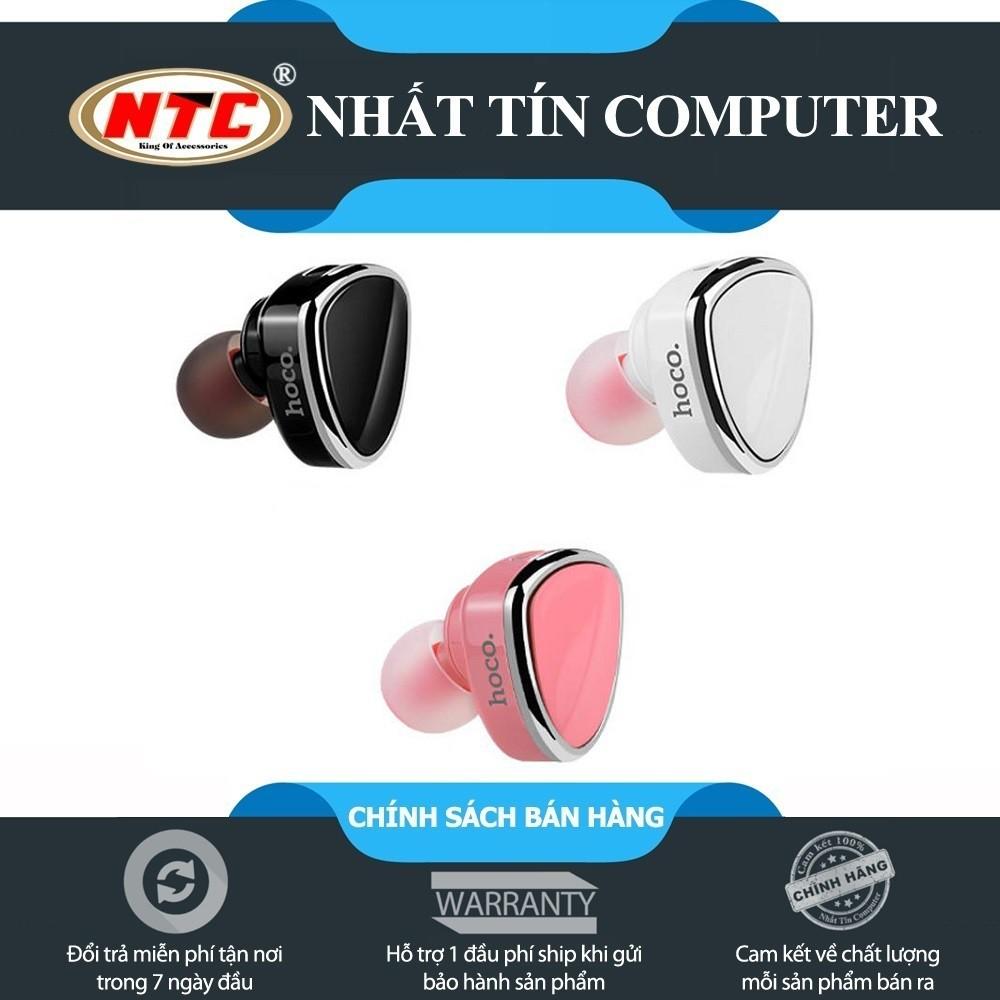 Tai nghe bluetooth mini Hoco E7 V4.1 - Hàng chính hãng