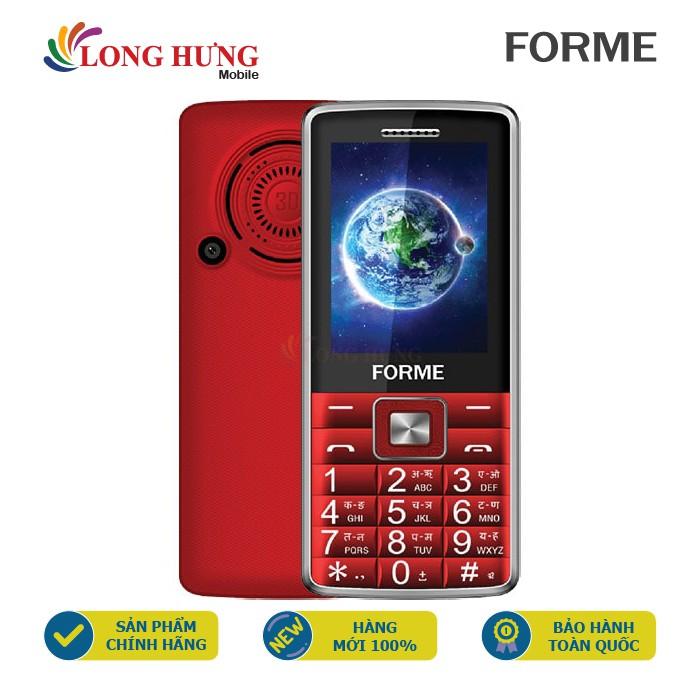 Điện thoại Forme D555+ - Hàng chính hãng
