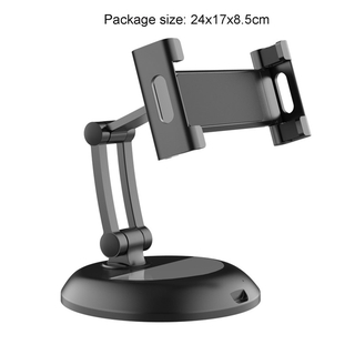 "Hình ảnh ROX Universal 360° Swivel Adjustable Angle Kitchen Office Desktop Desk Mount Stand Holder for 5-13"" Cellphone Tablet PC"