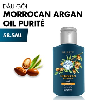 [Travel Size] Dầu Gội Morrocan Argan Oil Purite 58.5 ml