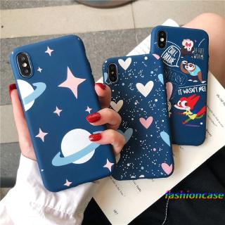 Case Samsung J7prime J2prime A50 A20 A30 A30S A50S A10 A8 A5 A750 M20 M10 A70 A7 2018 Zootopia Starry Sky Soft Cover