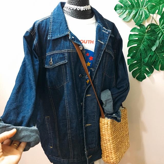 Combo áo khoác + 3 áo thun