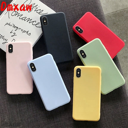 For OPPO F1s A57 A39 A37 Neo 9 A33 A71 A77 F3 A83 A3 Phone Case Candy Color Fashion Silicone Ultra-thin Back Cover Shell
