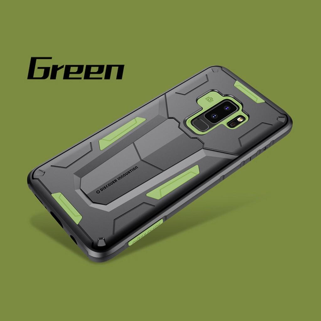Ốp lưng chống sốc dành cho Samsung Galaxy S9 Plus Nillkin Defender II – Sản phẩm chính hãng