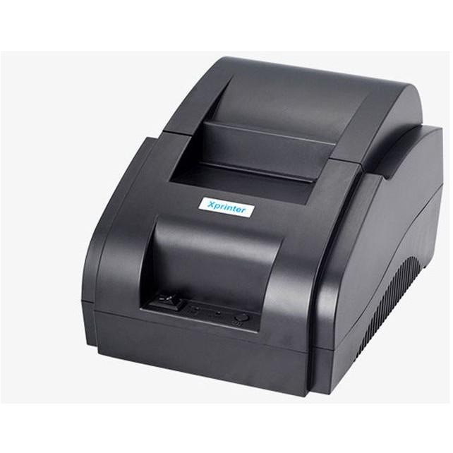Máy In Hóa Đơn Nhiệt Xprinter k58