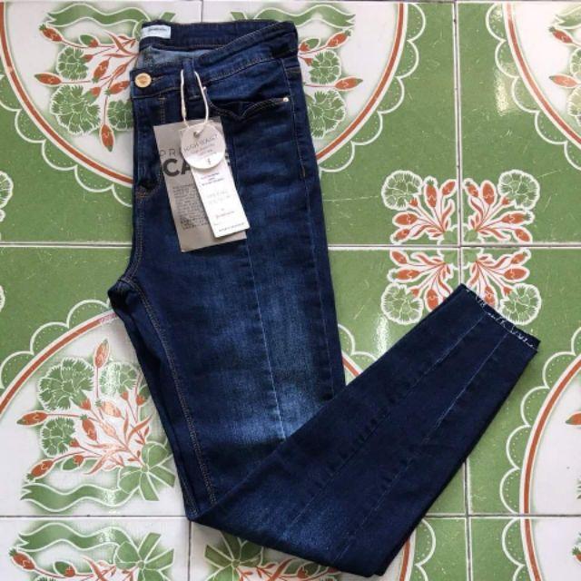 Quần jeans xuất khẩu xịn STRADIVARIUS