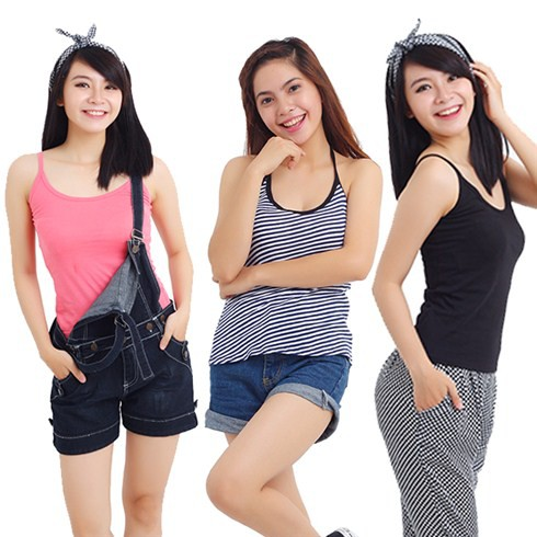 Combo áo thun nữ LPL1450-7m