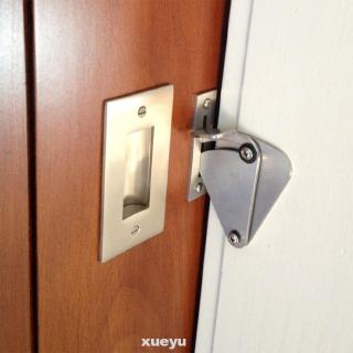 Hình ảnh Sliding Door Stainless Steel Barn Latch Easy Install Hardware