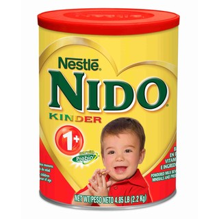 Sữa Nido Nestle 1+ Kinder Formula for Toddlers -