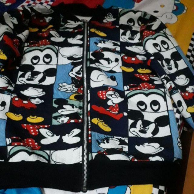 Thanh lý áo khoác Mickey ngộ nghĩnh