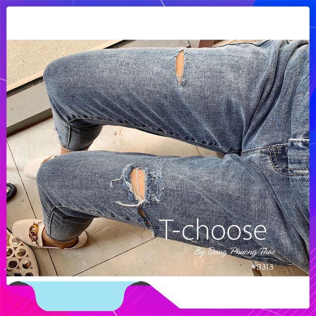 [RẺ VÔ ĐỊCH] Quần Baggy Bò Nữ - Quần Jeans Nữ Đủ Màu Đủ Size Hàng Chuẩn thời trang nữ