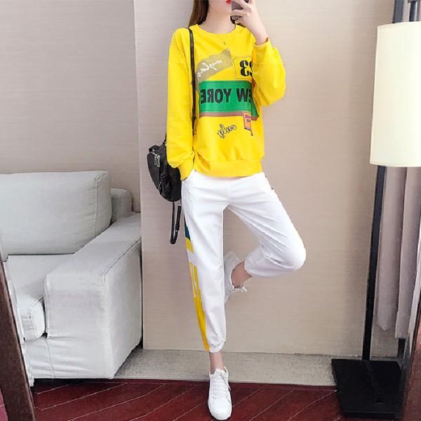 Set Áo Thun Ngắn Tay + Chân Váy Thời Trang Theo Phong Cách Hàn Quốc Dành Cho Nữ