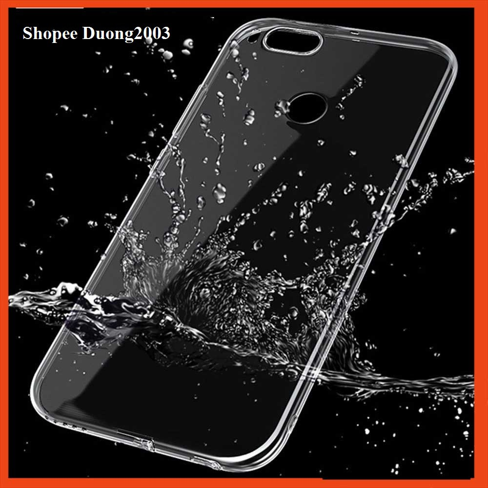 [SALE OFF] Ốp lưng silicon dẻo trong suốt dành cho Oppo A83/A77/A33/F3/R9Splus/R827