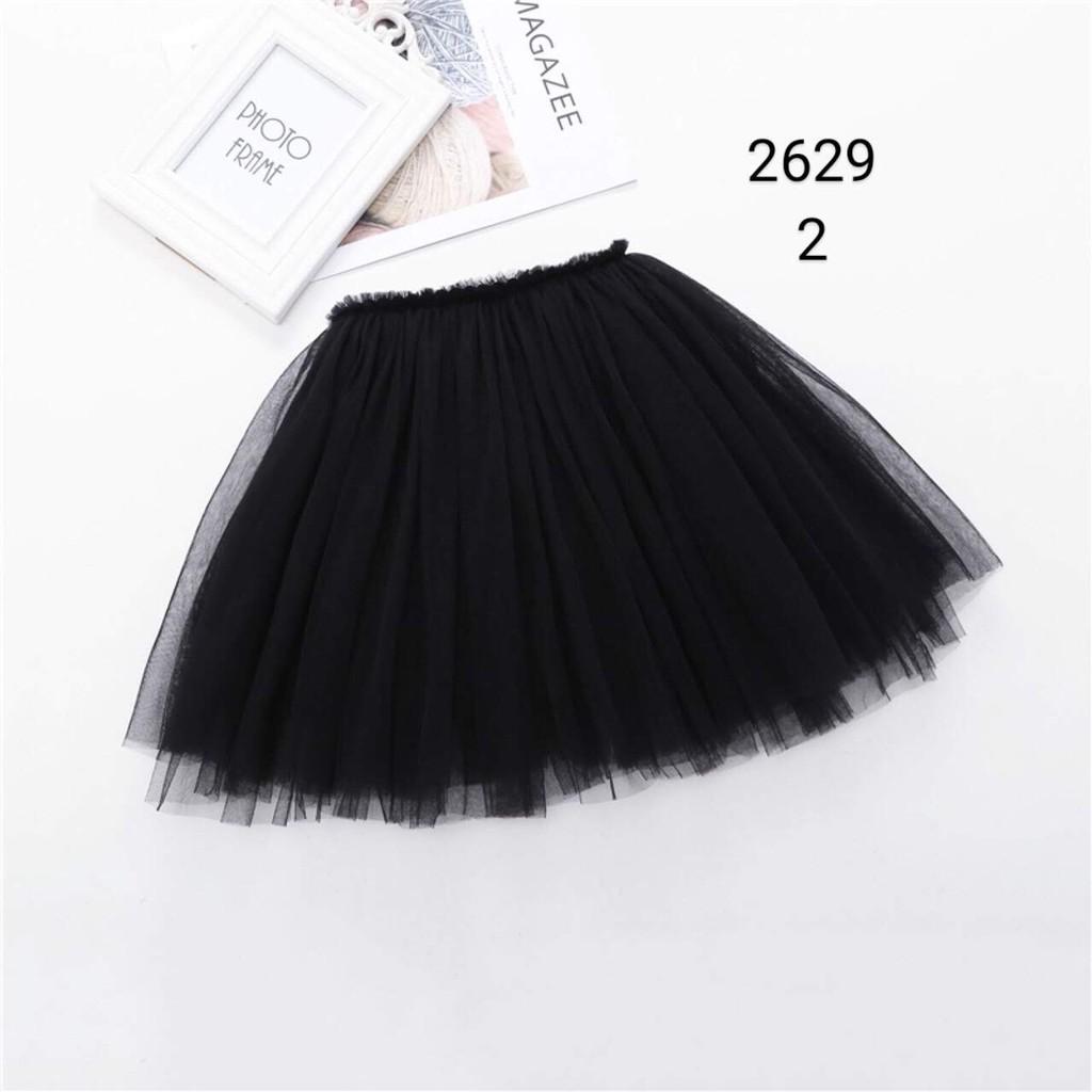 Chân váy ren Hàn Quốc bé gái