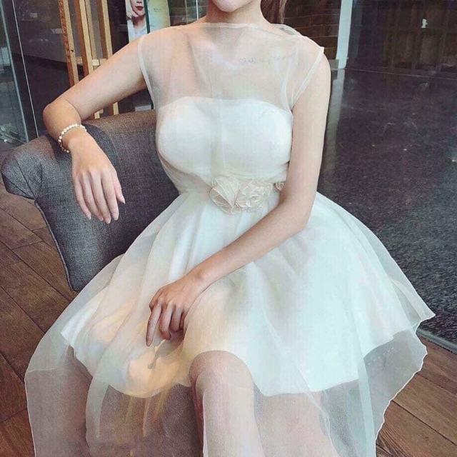 Váy đầm xoè