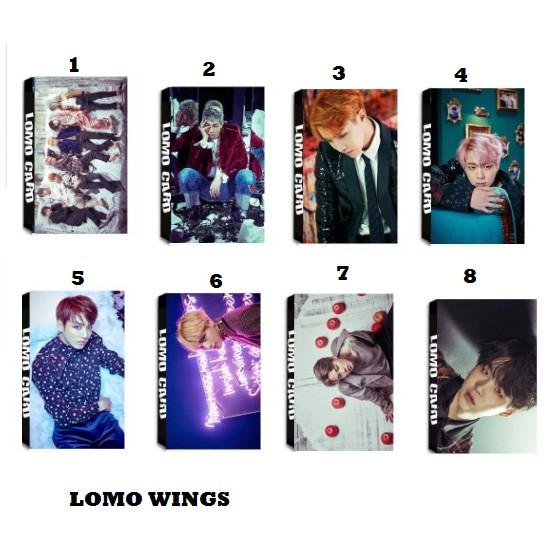 Lomo BTS WINGS