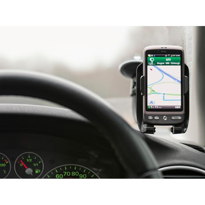 Giá đỡ điện thoại trên xe ô tô cao cấp