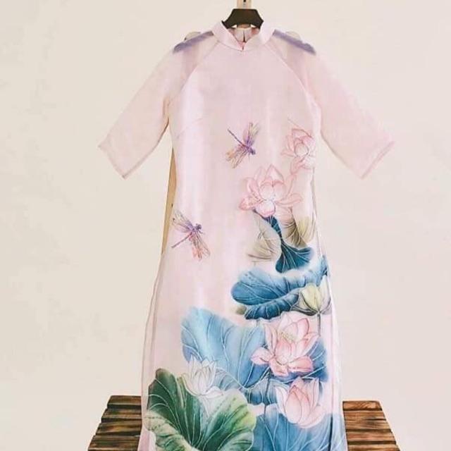 Áo dài cách tân siêu sang siêu đẹp Chỉ 580k/1 sét áo quần