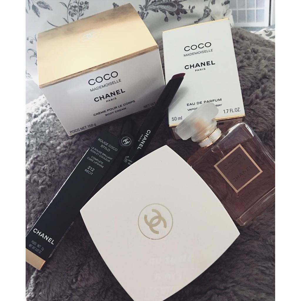 [Có sẵn]Dưỡng thể Coco Mademoiselle Chanel Body Cream